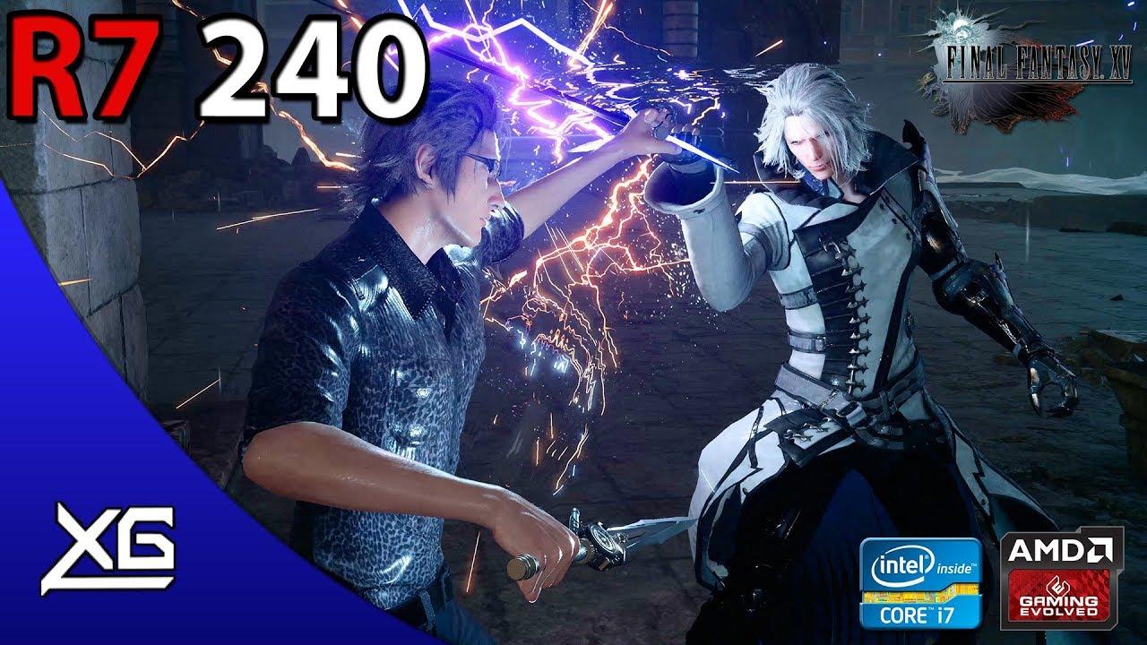 Radeon r7 240 2gb game debate