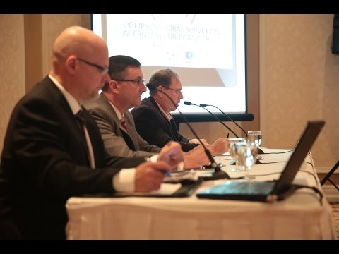 Press Conference: CIGI releases global survey, by Ipsos, on Internet security and trust