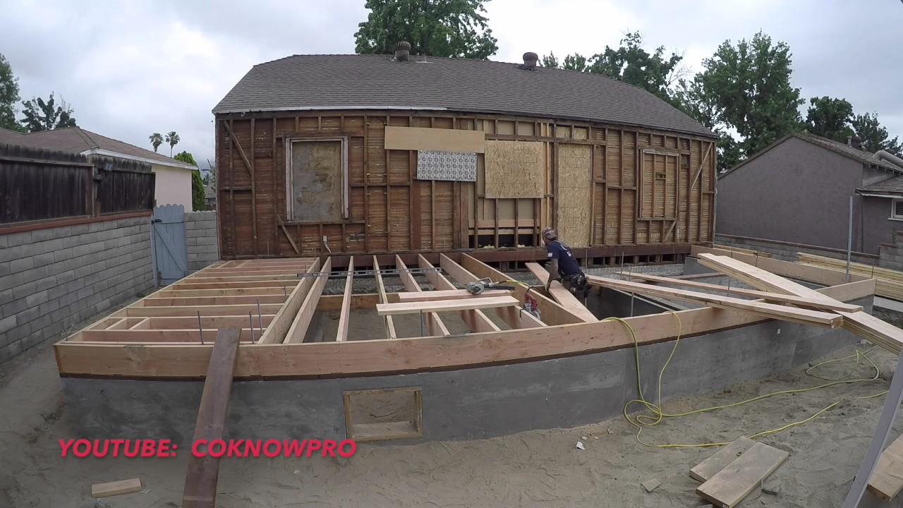 Foundation & Subfloor Framing Tips by CoKnowPro (YouTube) - YouTube