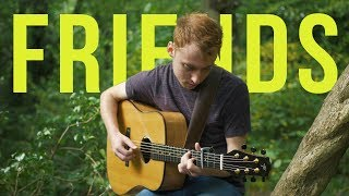 Justin Bieber & BloodPop - Friends - Fingerstyle Guitar Cover by James Bartholomew