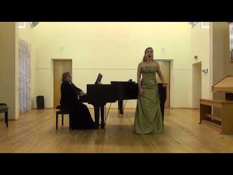 Julia Fayzulina , Handel Or la Tromba