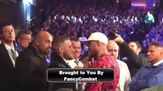 Conor McGregor Looks Bigger than Sergey Kovalev?