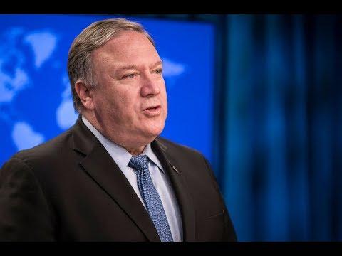 بومبيو يطالب حلفاء بلاده بتكثيف الجهود لمراقبة إيران  - نشر قبل 5 ساعة