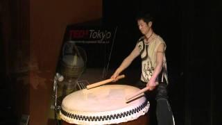 TEDxTokyo - Ryutaro Kaneko - 金子竜太郎 -Taiko drummer