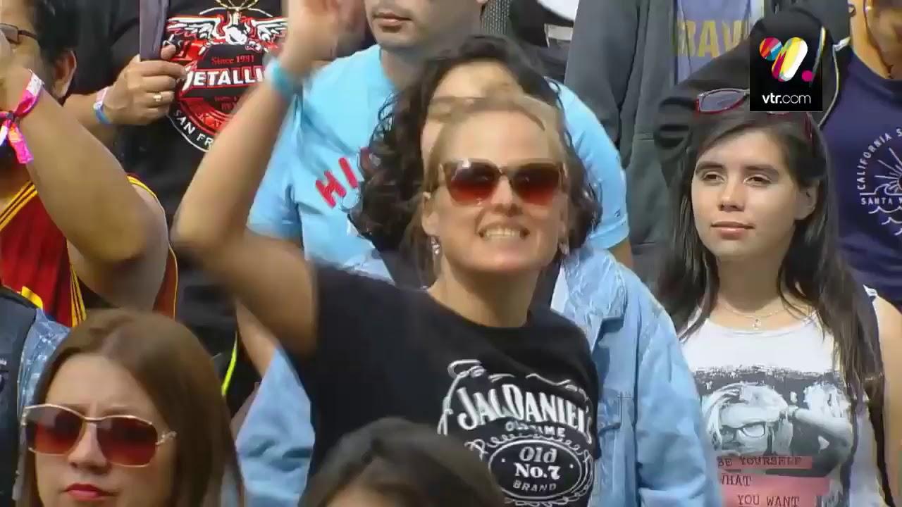 La Pozze Latina en Lollapalooza Chile 2017 En Vivo - YouTube