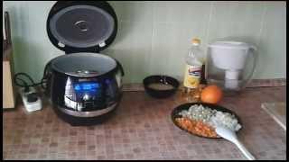 Домашние видео рецепты: курица с апельсинами в мультиварке
