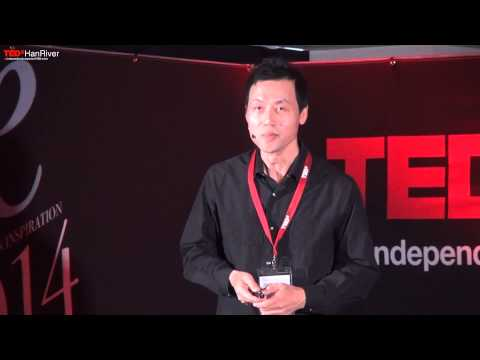4D filmmaking | Young Man Kang | TEDxHanRiver