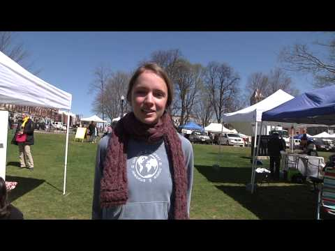 Marina talks about the Stockbridge School of Agriculture