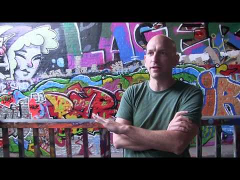ISHE Assignment. London Outdoors: The Leake Street Tunnel.