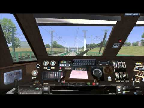 Railworks TS 2014 : TGV PSE from Madrid to Toledo