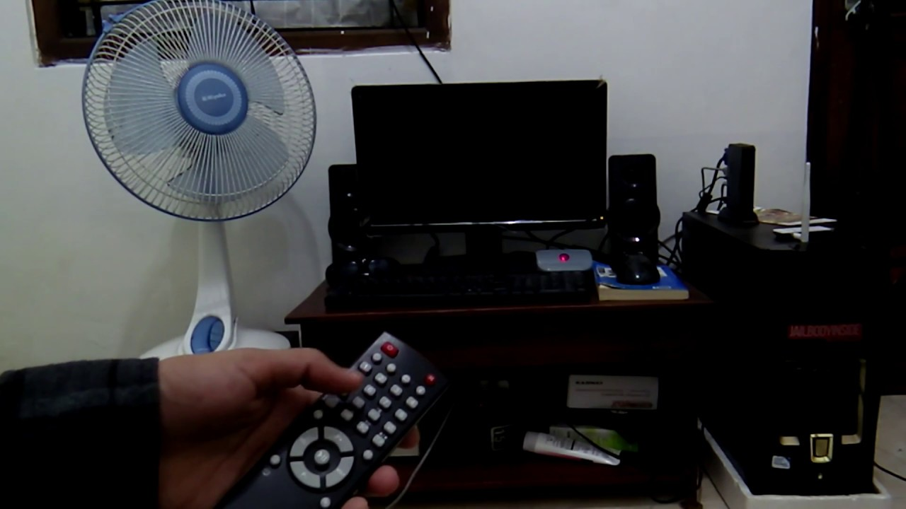 Antena Tv Toyosaki Aio 200 Unboxing And Review Youtube