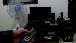 Antena TV Toyosaki AIO 200 unboxing and review
