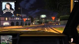JE RIJDT ALS EEN VROUW?!  - GTA 5 Singleplayer first person PS4 #8