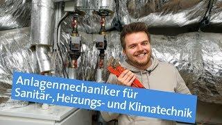 Ausbildung zum Anlagenmechaniker für Sanit?r-, Heizungs- und Klimatechnik - Wohl temperiert!