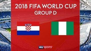 Croatia vs nigeria live stream world cup 2018