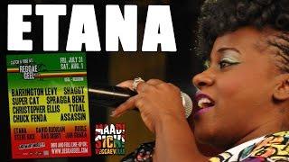 Etana - Reggae @ Reggae Geel 2015