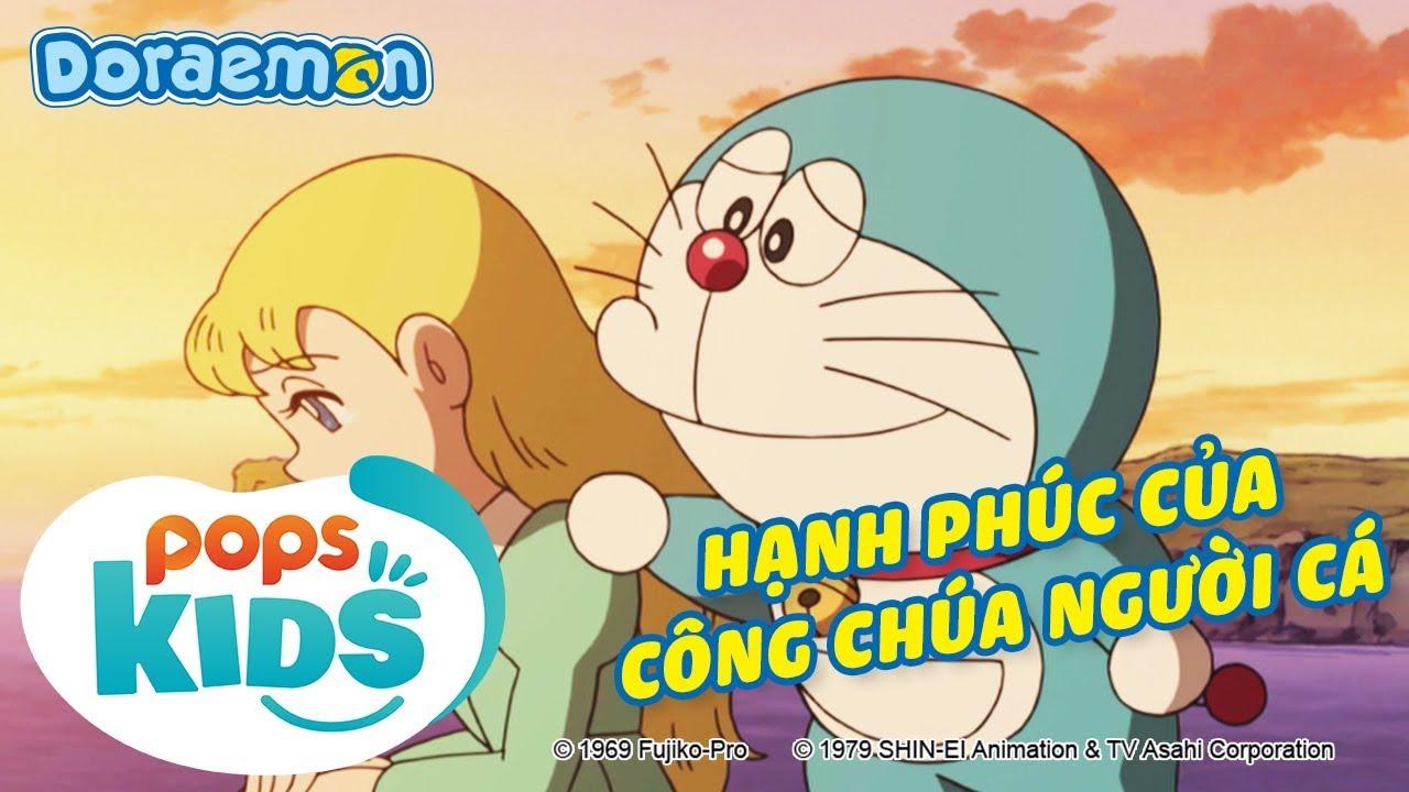 [S7] Doraemon Tập 334 – Hạnh Phúc Của Công Chúa Người Cá – Hoạt Hình Tiếng Việt
