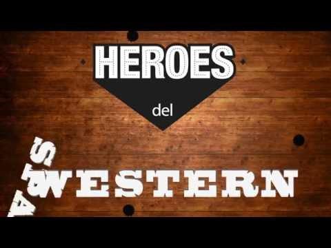 HEROES capítulo 7 : Clint Eastwood & Lee Van Cleef ilustrados por David Pugliese