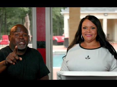 Glenn Cosby - Tamela Mann's Incredible Weight Loss