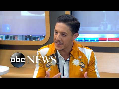 Theo Rossi opens up about being the villain in 'Luke Cage'
