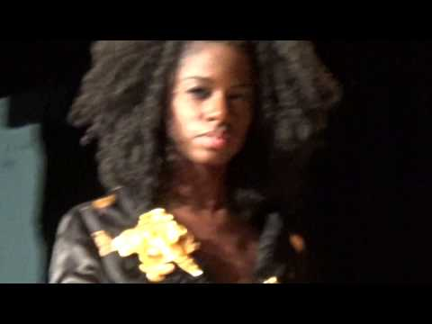 3D Print Fashion Show at Jacob Javitz Center 4/16/2015