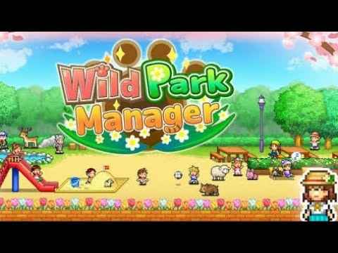 Wild Park Manager Gameplay Android iOS Kairosoft