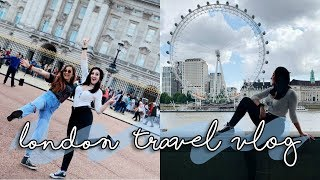 LONDON TRAVEL VLOG 001 l emmmatravels.