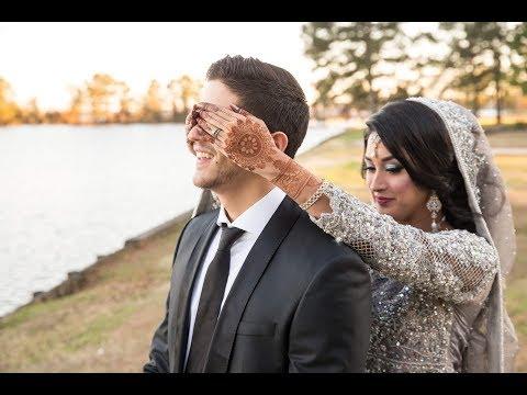 The Wedding Highlights of Sana and Adam
