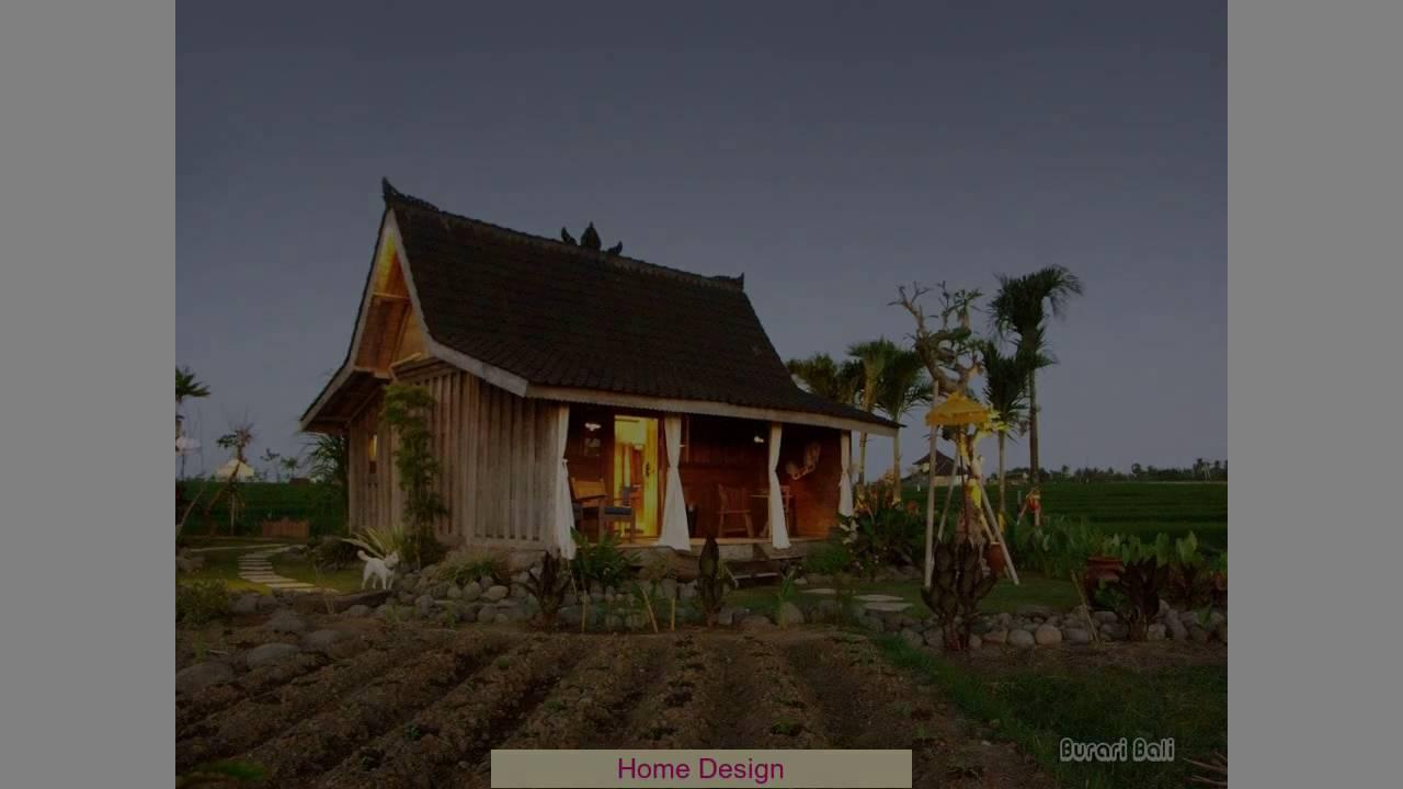 Desain Rumah Sederhana Di Desa  YouTube