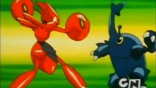Pokémon: Heracross vs Scizor [AMV]