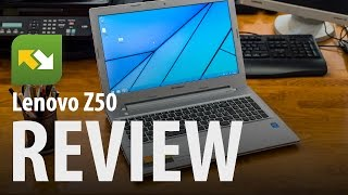 Lenovo Z50-70 : Review