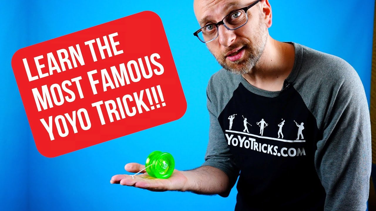 Can You Learn this Famous Yoyo Trick? #shorts