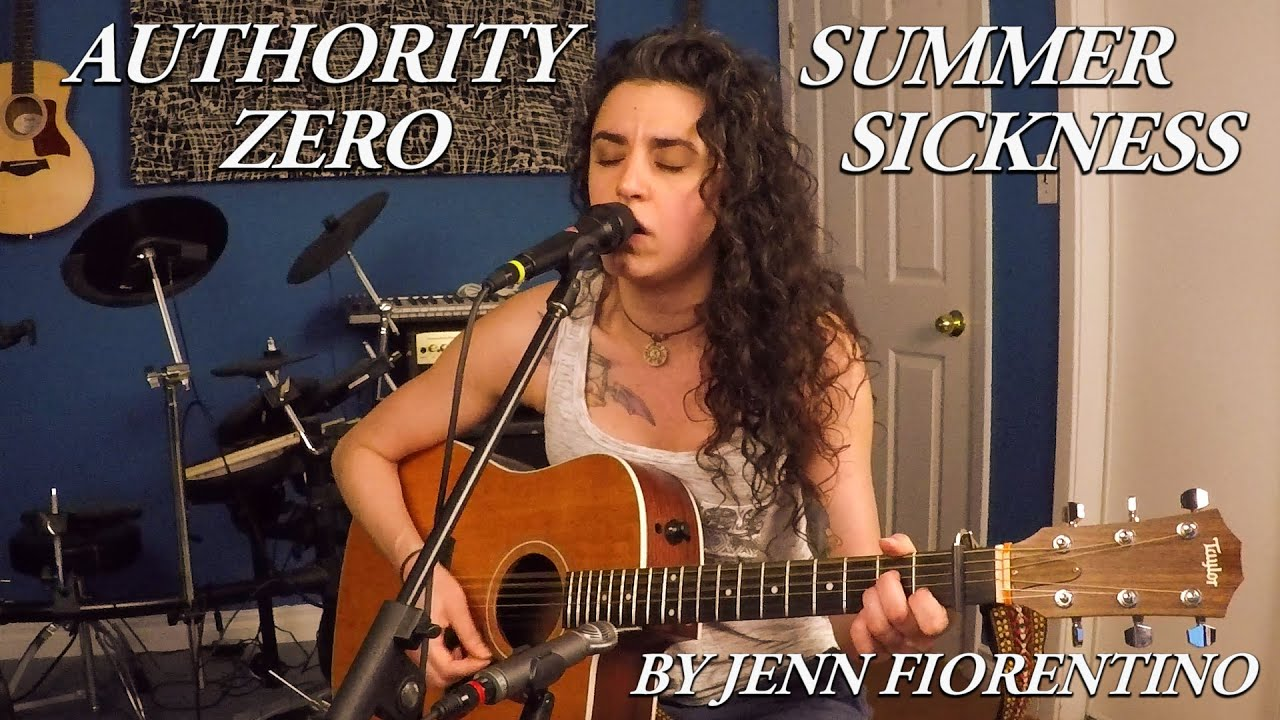 Authority Zero -Summer Sickness (Acoustic Cover)