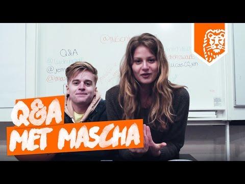 Q&A MET MASCHA ft. FIFALOSOPHY