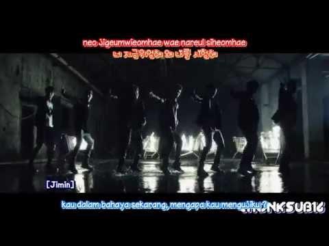 BTS - Danger IndoSub (ChonkSub16)