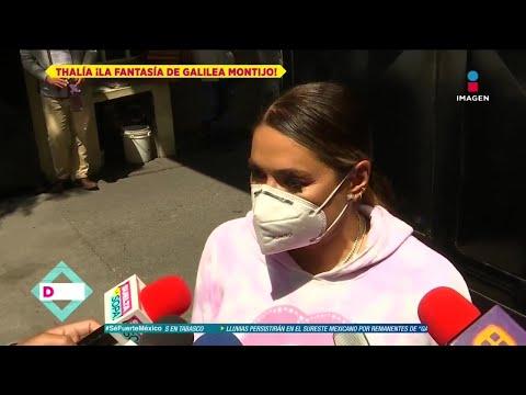 ¿Galilea Montijo ha tenido fantasías con Thalía? | De Primera Mano
