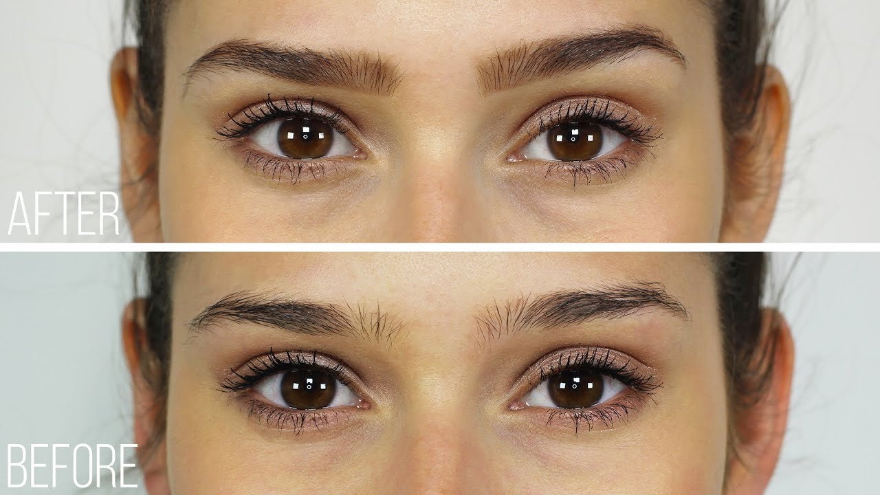 Eyebrow Shaping Masterclass