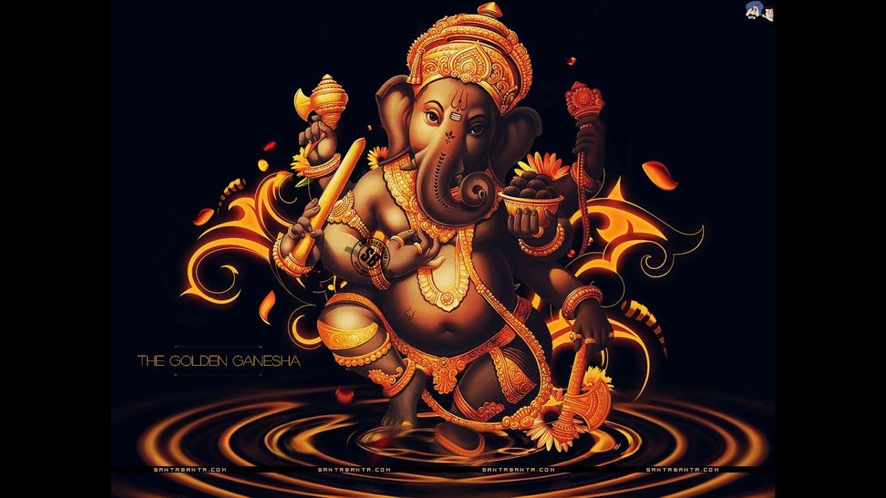 Ganesh Dwadasa Nama Stotram (English Lyrics With Meaning