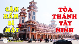 Discovering the Secret Story in Tay Ninh Holy See | Travel Tay Ninh # 7