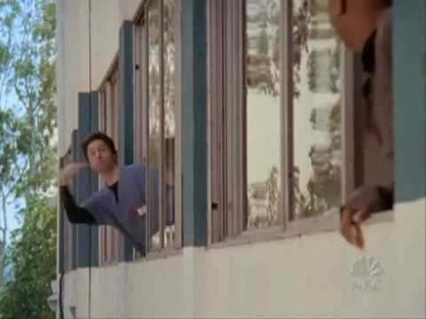 Scrubs: Turk returns from honeymoon