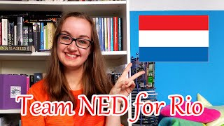 Team NED Predictions | Rio Olympics 2016
