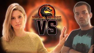 MALTRAITÉ PAR UNE FEMME - Mortal Kombat