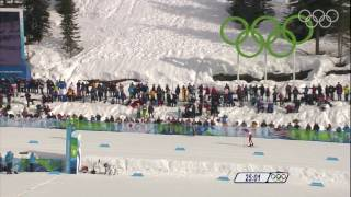 Nordic Combined - Large Hill, 10KM  - Cross Country - Vancouver 2010 Winter Olympic Games