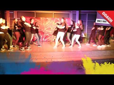 COACH Schooltour DanceBattle - Bisschop Bekkers Eindhoven