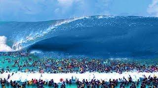 10 أمواج تسونامي هي الأكثر تدميراً في تاريخ البشرية..رقم 1 بارتفاع 524م الأكثر رعباً على الأطلاق