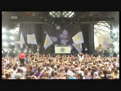 Loveparade 2010 - Opening and DJ sets (Tiesto, Monika Kruse and Tiefswartz)