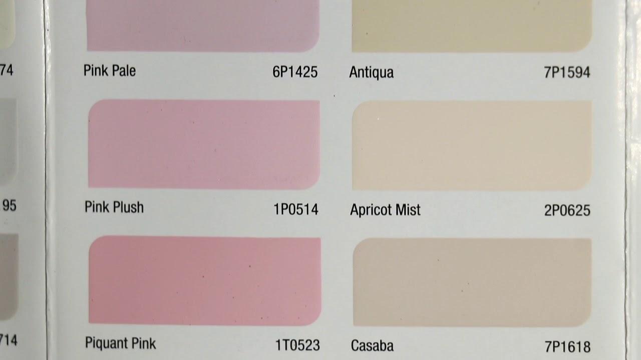 Nerolac Shade Card Interior Paints