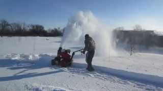 видео Как сделать снегоочиститель своими руками: интересные идеи