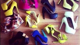 Collective Fashion Haul (I Went Shoe Crazy!!!)