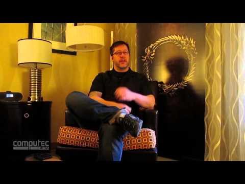 The Elder Scrolls Online: Video-Interview mit Creative Director Paul Sage (Deutsch)